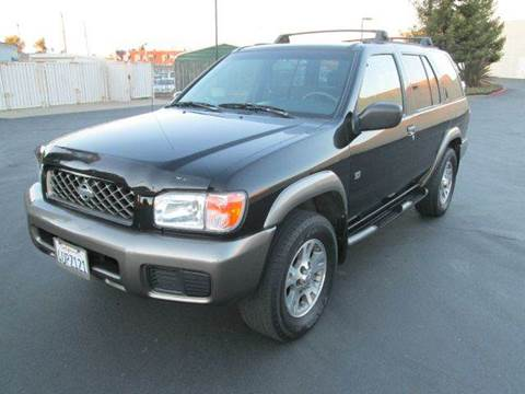 1999 Nissan Pathfinder for sale at PRICE TIME AUTO SALES in Sacramento CA