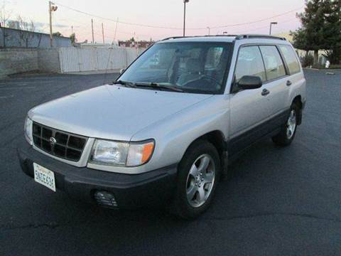 2000 Subaru Forester for sale at PRICE TIME AUTO SALES in Sacramento CA