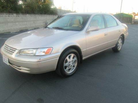 1997 Toyota Camry for sale at PRICE TIME AUTO SALES in Sacramento CA