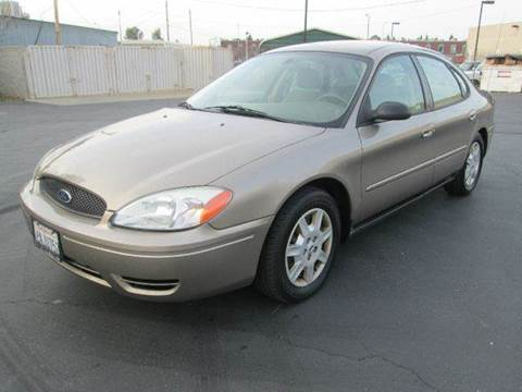 2007 Ford Taurus for sale at PRICE TIME AUTO SALES in Sacramento CA
