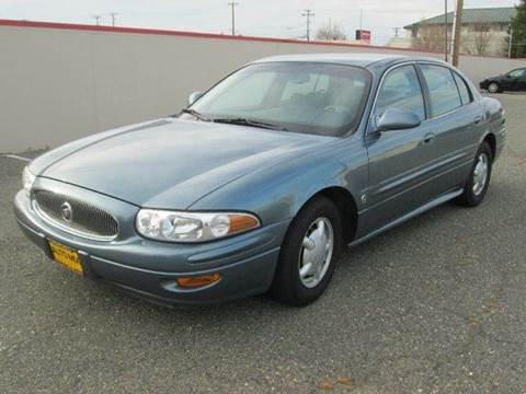 2000 Buick LeSabre for sale at PRICE TIME AUTO SALES in Sacramento CA