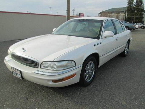2005 Buick Park Avenue for sale at PRICE TIME AUTO SALES in Sacramento CA