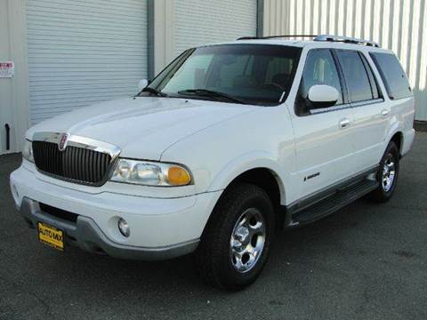 2000 Lincoln Navigator for sale at PRICE TIME AUTO SALES in Sacramento CA