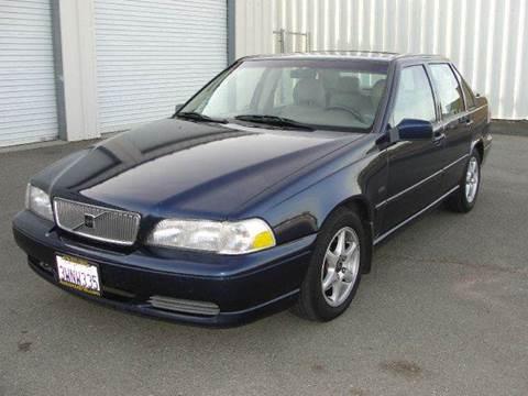 1998 Volvo S70 for sale at PRICE TIME AUTO SALES in Sacramento CA