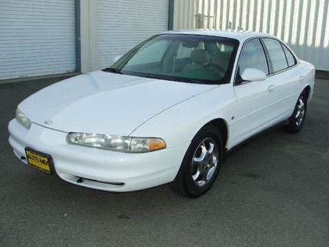 1999 Oldsmobile Intrigue for sale at PRICE TIME AUTO SALES in Sacramento CA