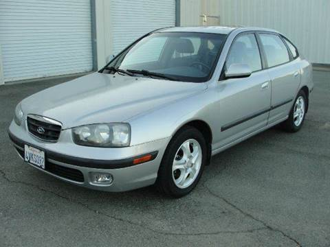 2002 Hyundai Elantra for sale at PRICE TIME AUTO SALES in Sacramento CA