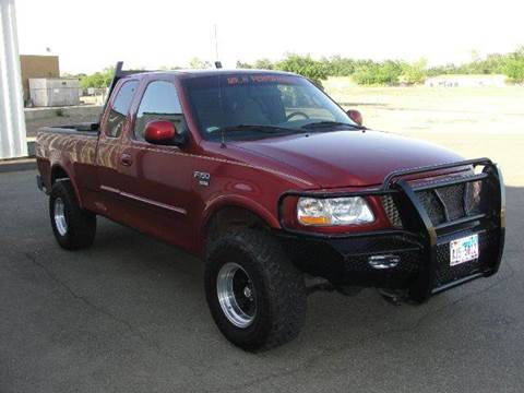 2000 Ford F-150 for sale at PRICE TIME AUTO SALES in Sacramento CA