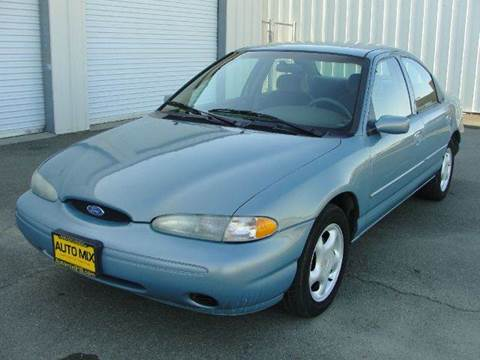 1996 Ford Contour for sale at PRICE TIME AUTO SALES in Sacramento CA