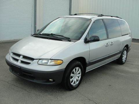 2000 Dodge Grand Caravan for sale at PRICE TIME AUTO SALES in Sacramento CA