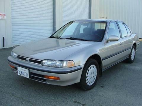 1993 Honda Accord for sale at PRICE TIME AUTO SALES in Sacramento CA