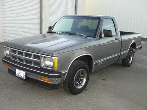 1993 Chevrolet S10 for sale at PRICE TIME AUTO SALES in Sacramento CA