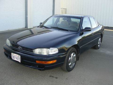 1993 Toyota Camry for sale at PRICE TIME AUTO SALES in Sacramento CA