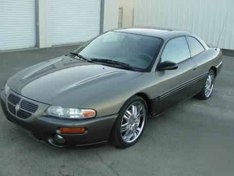 1995 Chrysler Sebring for sale at PRICE TIME AUTO SALES in Sacramento CA