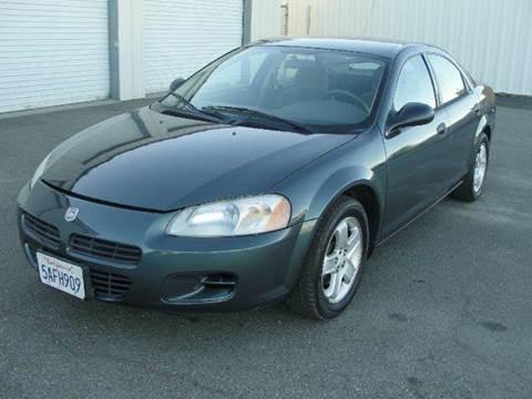2003 Dodge Stratus for sale at PRICE TIME AUTO SALES in Sacramento CA