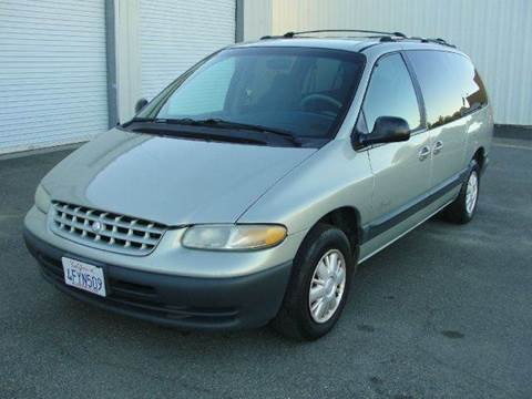 1999 Plymouth Grand Voyager for sale at PRICE TIME AUTO SALES in Sacramento CA