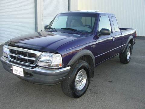 1998 Ford Ranger for sale at PRICE TIME AUTO SALES in Sacramento CA