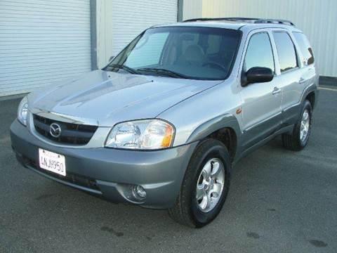 2001 Mazda Tribute for sale at PRICE TIME AUTO SALES in Sacramento CA