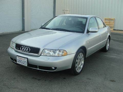 2001 Audi A4 for sale at PRICE TIME AUTO SALES in Sacramento CA