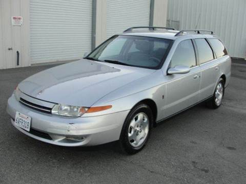2002 Saturn L-Series for sale at PRICE TIME AUTO SALES in Sacramento CA