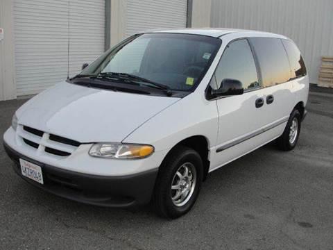 2000 Dodge Caravan for sale at PRICE TIME AUTO SALES in Sacramento CA