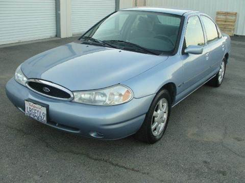 1998 Ford Contour for sale at PRICE TIME AUTO SALES in Sacramento CA