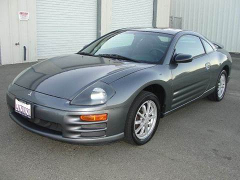 2002 Mitsubishi Eclipse for sale at PRICE TIME AUTO SALES in Sacramento CA