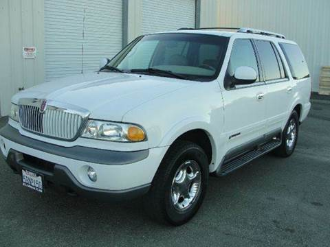 1999 Lincoln Navigator for sale at PRICE TIME AUTO SALES in Sacramento CA
