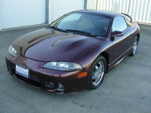 1999 Mitsubishi Eclipse for sale at PRICE TIME AUTO SALES in Sacramento CA