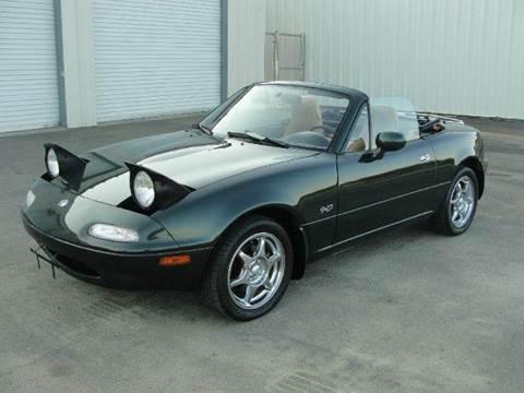 1997 Mazda MX-5 Miata for sale at PRICE TIME AUTO SALES in Sacramento CA