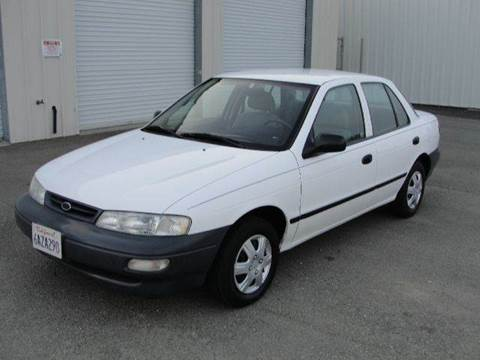 1996 Kia Sephia for sale at PRICE TIME AUTO SALES in Sacramento CA