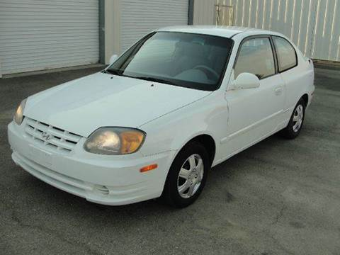2005 Hyundai Accent for sale at PRICE TIME AUTO SALES in Sacramento CA