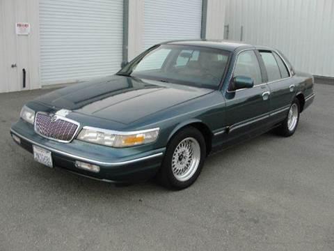1995 Mercury Grand Marquis for sale at PRICE TIME AUTO SALES in Sacramento CA