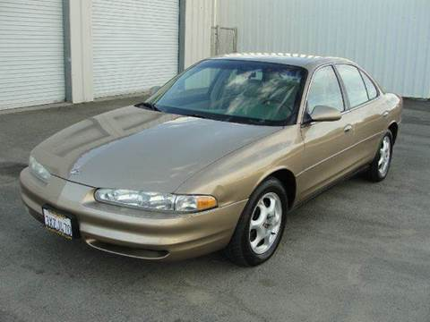 1998 Oldsmobile Intrigue for sale at PRICE TIME AUTO SALES in Sacramento CA
