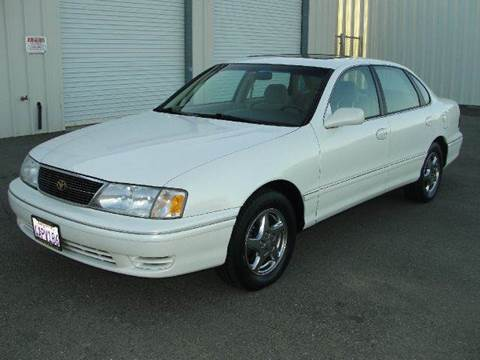 1998 Toyota Avalon for sale at PRICE TIME AUTO SALES in Sacramento CA