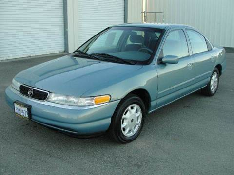 1996 Mercury Mystique for sale at PRICE TIME AUTO SALES in Sacramento CA