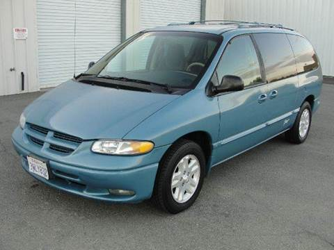 1997 Dodge Grand Caravan for sale at PRICE TIME AUTO SALES in Sacramento CA