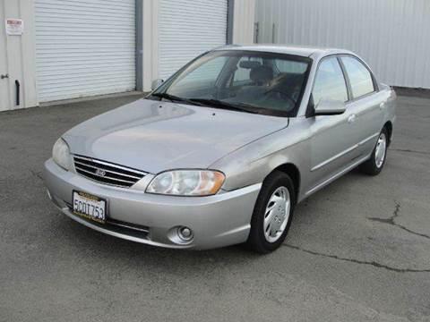 2003 Kia Spectra for sale at PRICE TIME AUTO SALES in Sacramento CA