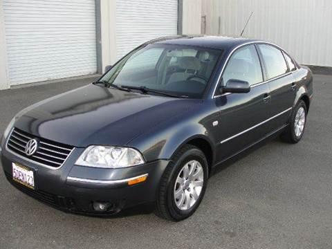 2003 Volkswagen Passat for sale at PRICE TIME AUTO SALES in Sacramento CA