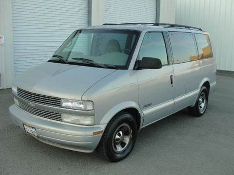 2000 Chevrolet Astro for sale at PRICE TIME AUTO SALES in Sacramento CA