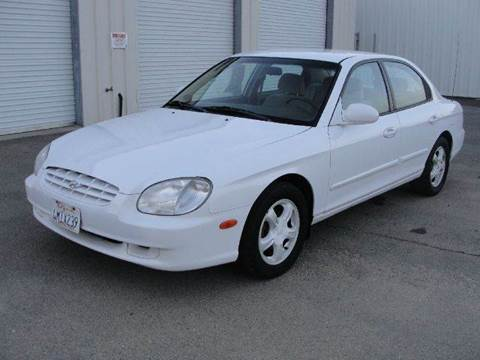 2000 Hyundai Sonata for sale at PRICE TIME AUTO SALES in Sacramento CA