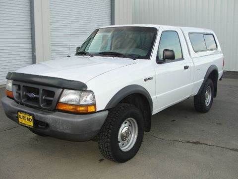 1999 Ford Ranger for sale at PRICE TIME AUTO SALES in Sacramento CA