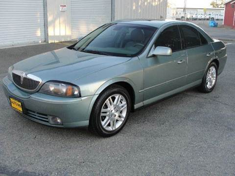2003 Lincoln LS for sale at PRICE TIME AUTO SALES in Sacramento CA