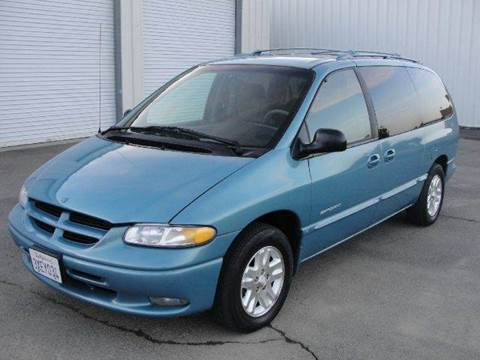 1998 Dodge Grand Caravan for sale at PRICE TIME AUTO SALES in Sacramento CA
