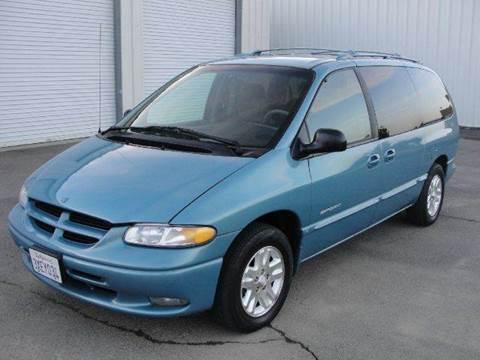 1998 Dodge Grand Caravan for sale at PRICE TIME AUTO SALES in Sacramento CA