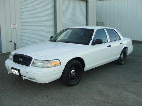 2001 Ford Crown Victoria for sale at PRICE TIME AUTO SALES in Sacramento CA
