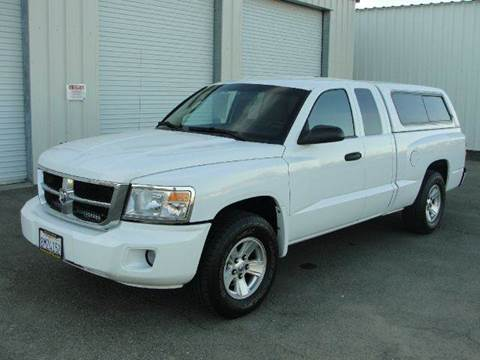 2008 Dodge Dakota for sale at PRICE TIME AUTO SALES in Sacramento CA