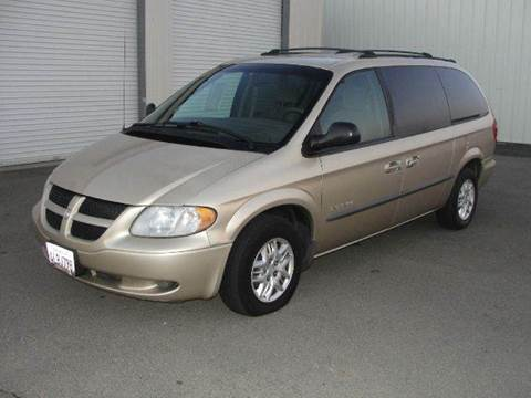 2001 Dodge Grand Caravan for sale at PRICE TIME AUTO SALES in Sacramento CA