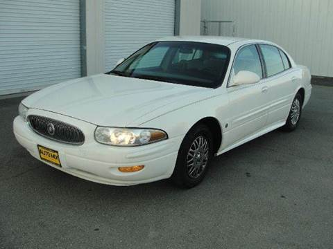 2004 Buick LeSabre for sale at PRICE TIME AUTO SALES in Sacramento CA