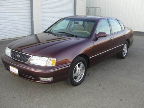 1999 Toyota Avalon for sale at PRICE TIME AUTO SALES in Sacramento CA