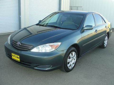 2004 Toyota Camry for sale at PRICE TIME AUTO SALES in Sacramento CA